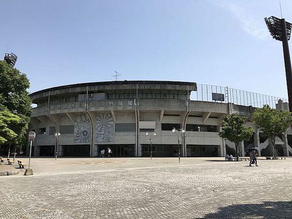 Fukuoka_Prefectural_Kasuga_Park_Baseball_Park_20170603