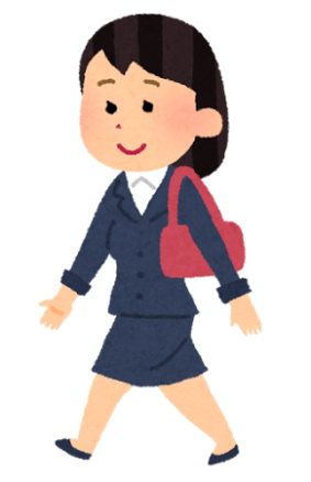 walking_businesswoman