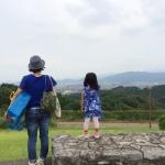突撃!大野城いこいの森で自然とキャンプとスライダー満喫!